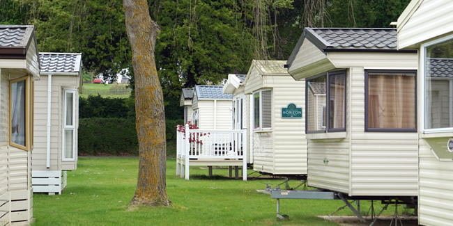 Private Caravan Hire at Dawlish Sands
